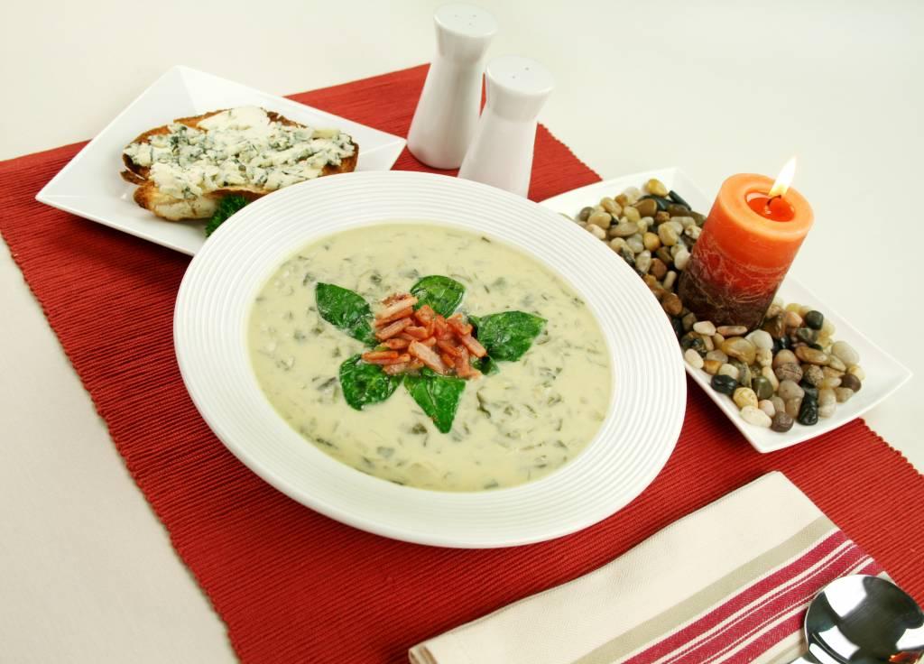 Wyśmienita zupa czosnkowa