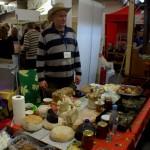 Marek Grądzki i jego sera