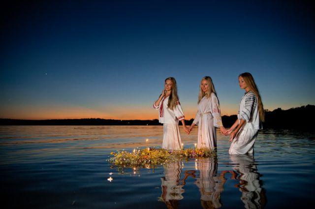 Słowiańskie dziewczyny