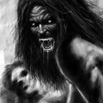 Strzyga potwór