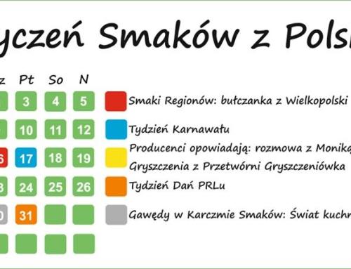 Styczeń 2014 Smaków z Polski