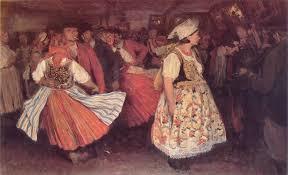 Włodzimierz Przerwa - Tetmajer, Tańce w karczmie