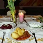 kiełbasa w sosie musztardowym (4)