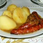 kiełbasa w sosie musztardowym (5)