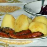 kiełbasa w sosie musztardowym (8)