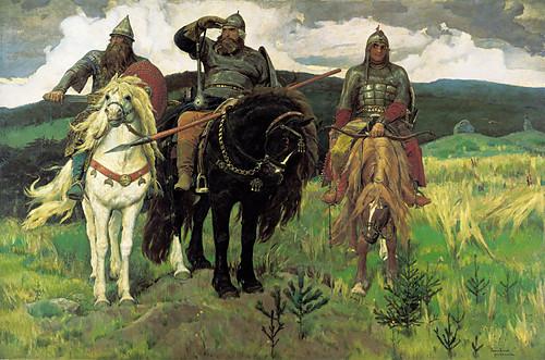 Wojownicy z Połabia