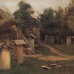 800px-Левитан_Пчельник_1885