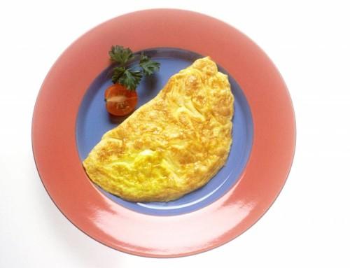 Przepis na omlet angielski