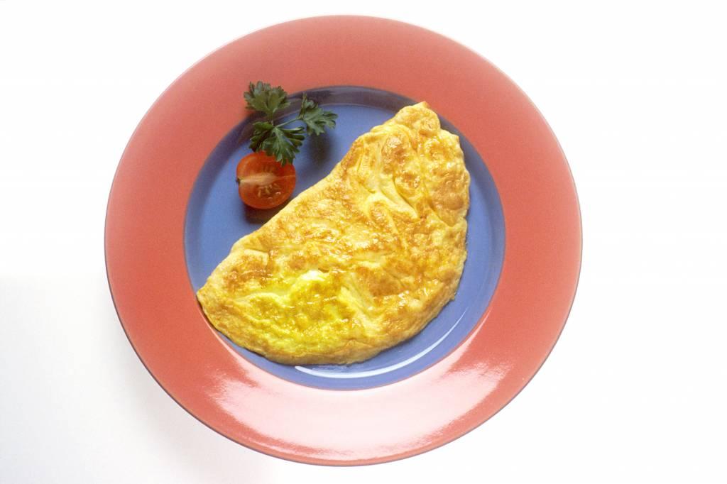 jak przygotować omlet angielski