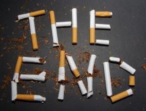 Nikotynizm a dieta