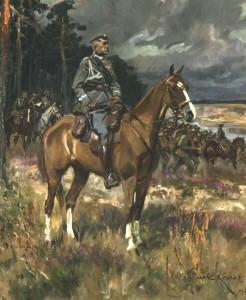 Kossak_Wojciech_-_Piłsudski_on_Horseback