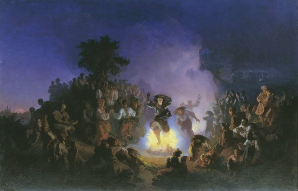 Соколов_Ночь-на-Ивана-Купалу_1856