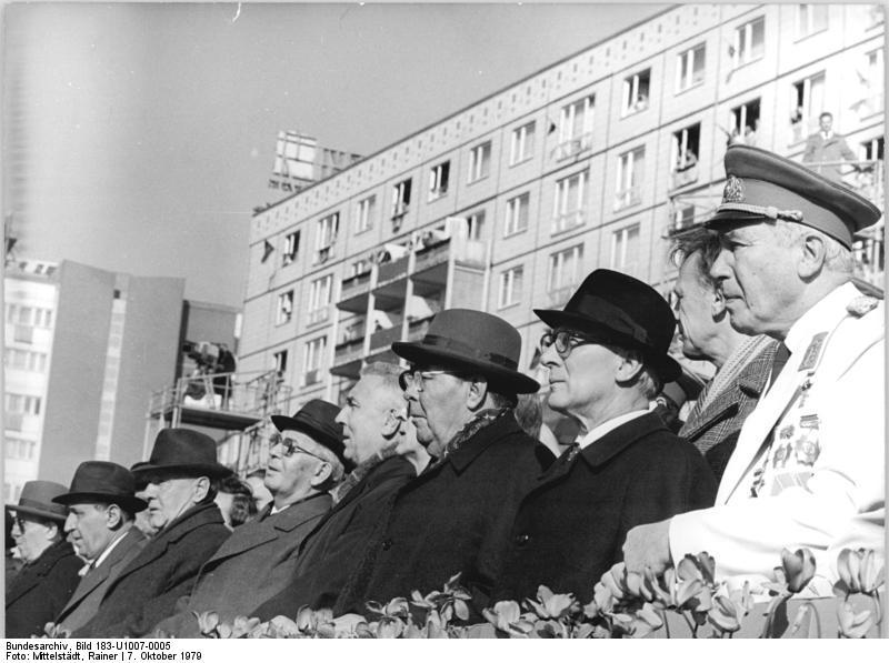 Berlin, 30. Jahrestag DDR-Gründung, Parade