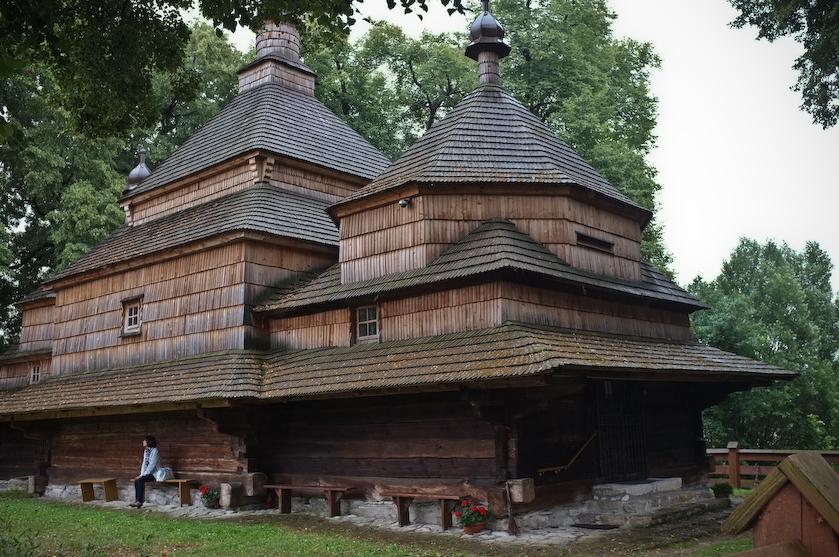 Gorajec –  cerkiew