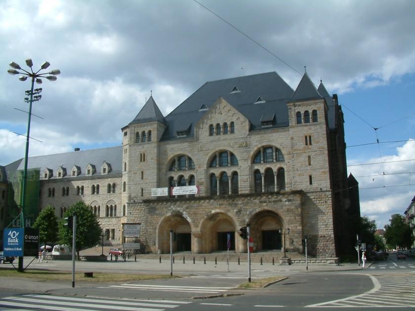Zamek_Cesarski_Poznan_skrzydlo_reprezentacyjne_po_czyszczeniu