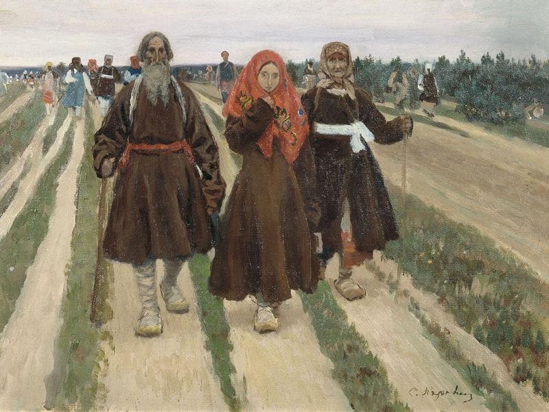 Sergey Alekseevich - Korovin (1858–1908) / Fot. Sergey Alekseevich, Saint Petersburg, Moscow - na licencji free (własność publiczna)