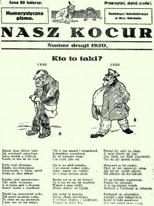 Nasz_Kocur_Numer_drugi_1920
