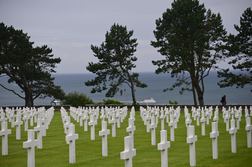 Normandia 70 rocznica (8 z 9)