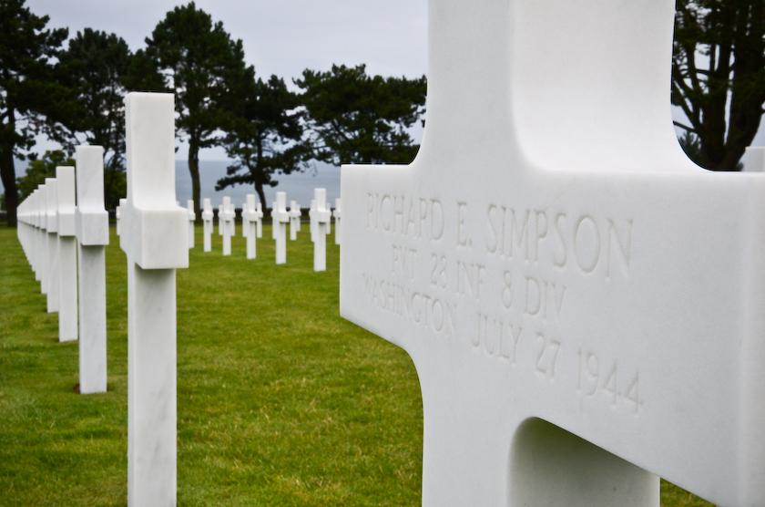 Normandia 70 rocznica (9 z 9)