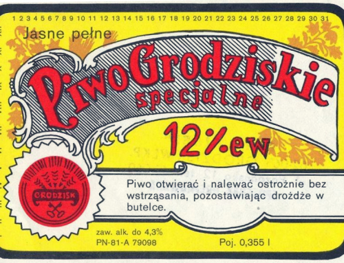 Grodziskie – skarb polskiego piwowarstwa.