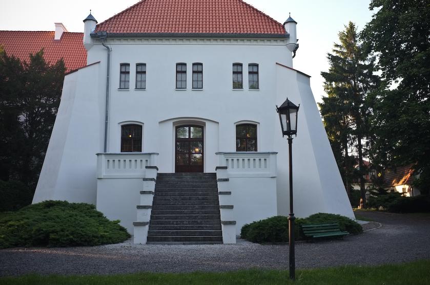 Szmotuły Pałac Górków i baszta (5 z 8)