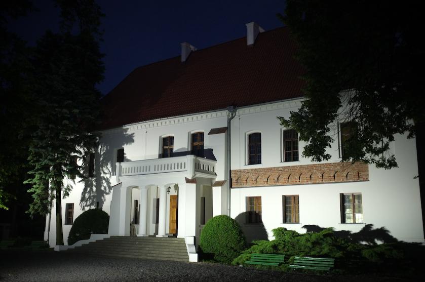 Szmotuły Pałac Górków i baszta (8 z 8)