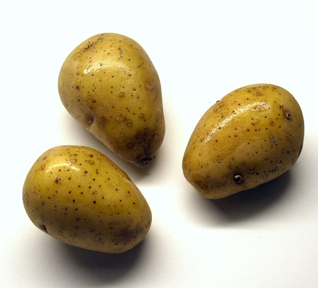 Ziemniaki z firmy Onix