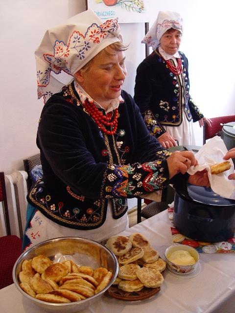 Błążowa impreza Starych potraw smak i urok fot. Krzysztof Zajączkowski