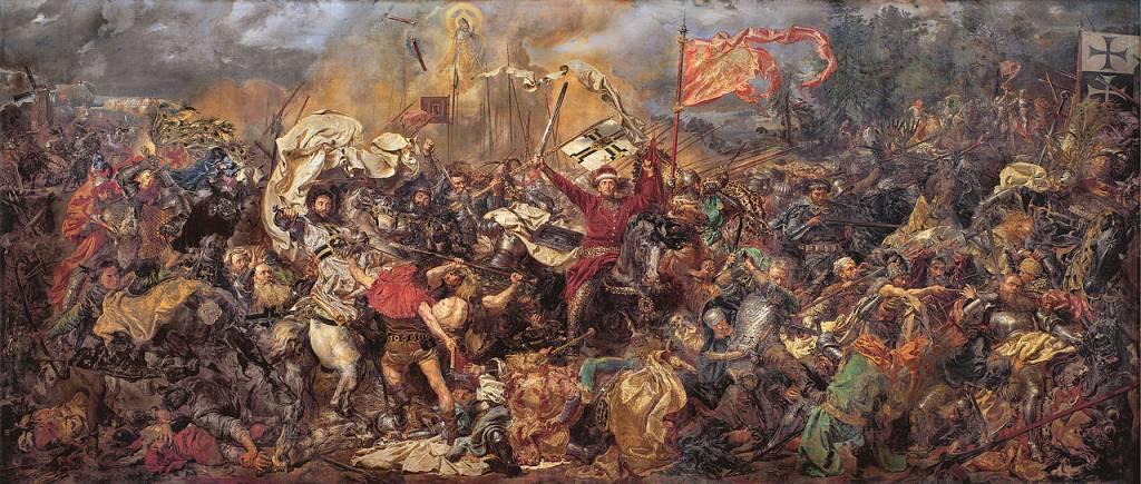 Matejko_Battle_of_Grunwald