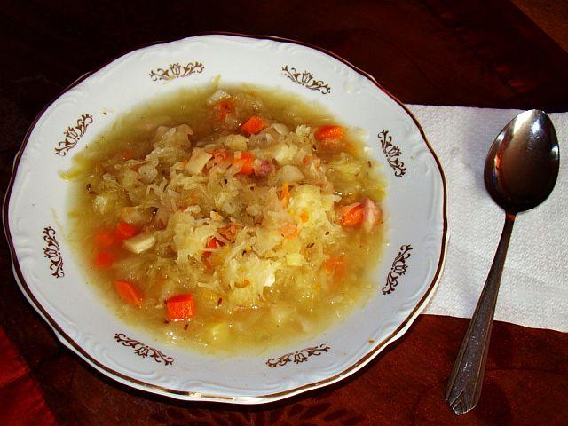 zupa kapuśniak