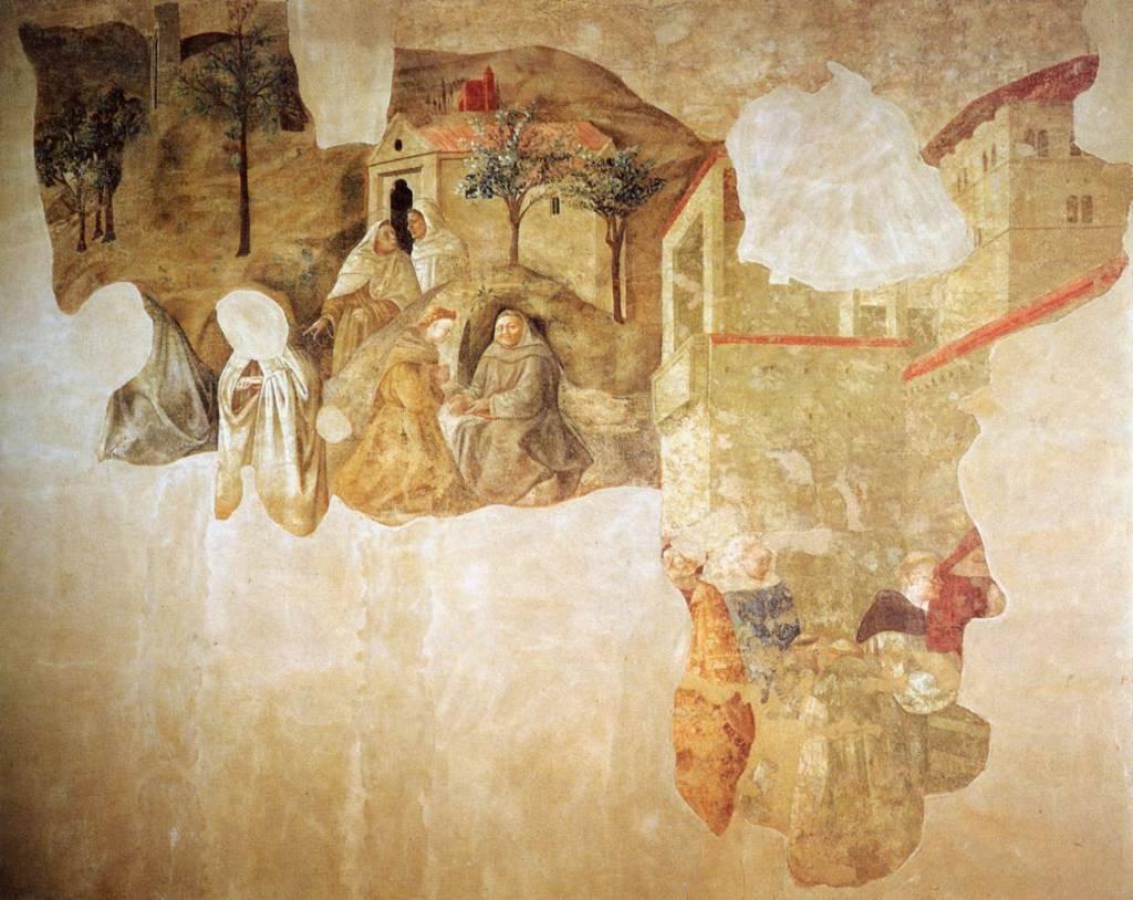 Fra_Filippo_Lippi_-_Confirmation_of_the_Carmelite_Rule_-_WGA13166