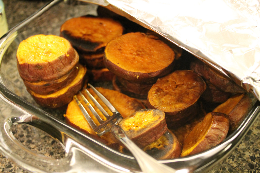 Bataty slow food vs fast food for Lean cuisine vs fast food