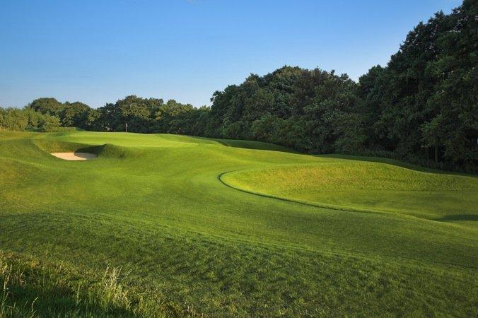Modry Las golf