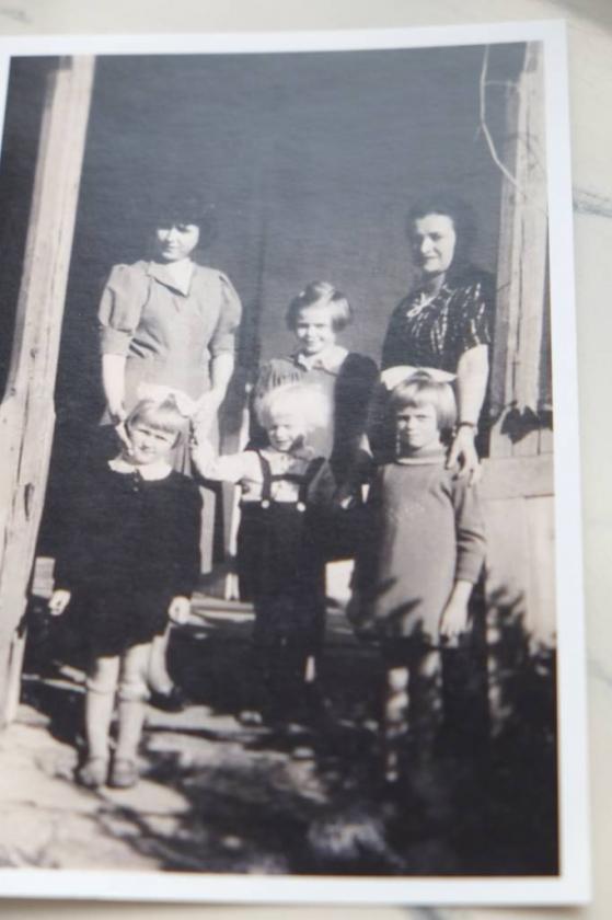 Rodzina Pani Barbary, lata okupacji.