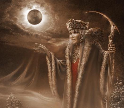Marzanna Źródło: Witold Jabłoński