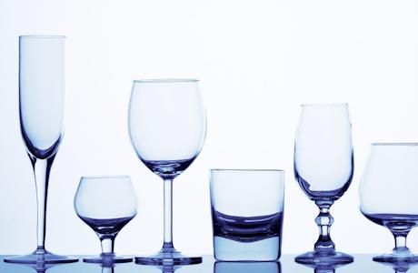W czym podawać wina i inne trunki