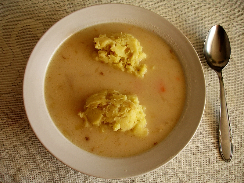 zupa regionalna kwasówka
