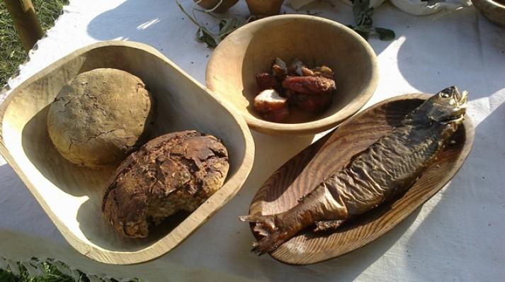 słowiańska kuchnia pogańska