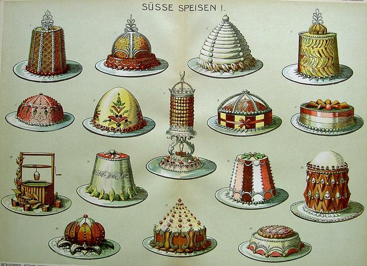 Carame był mistrzem cukiernictwa we Francji Źródło: www.pinterest.com
