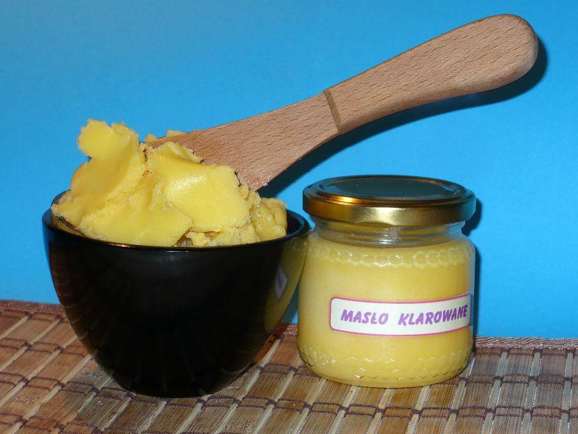 Klarowane masło