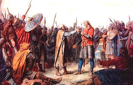 Saga o Jarlu Broniszu Źródło: et.wikipedia.org