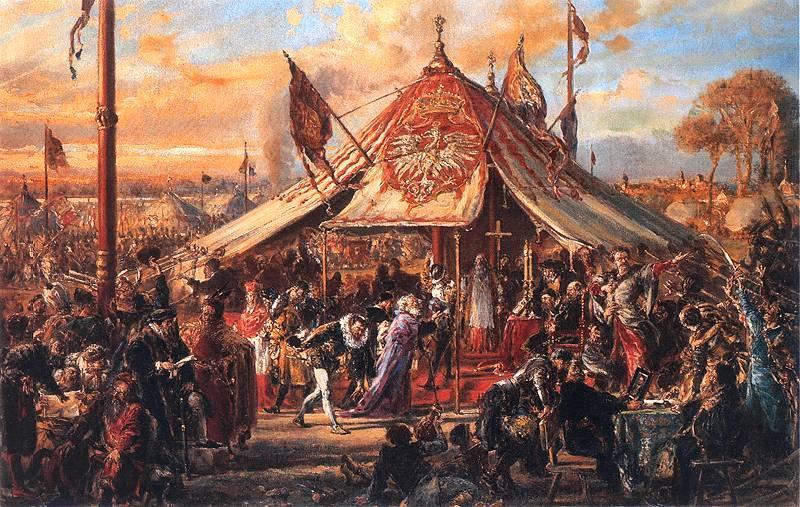 Polska była przykładem dla innych państw europejskich