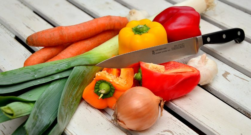 Obieranie warzyw i owoców