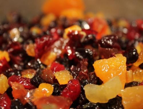 Czy warto jeść suszone owoce?
