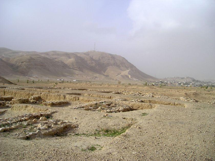 starożytne miasto Jerycho
