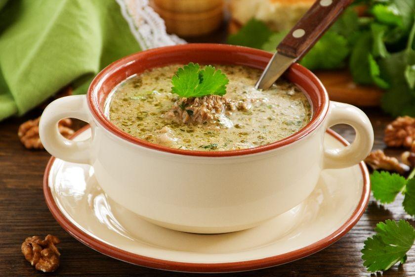 Zupa Charczo z kuchni gruzińskiej