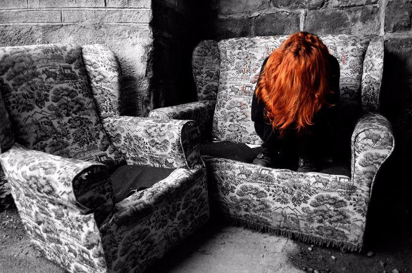 depresja, źródło: pixabay.com