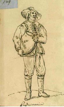 Ryc. 2. Jan Kanty Wojnarowski, Prądniczanin, XIX w