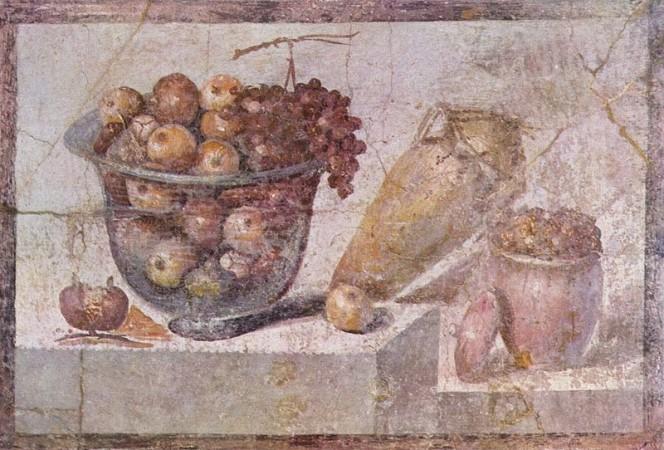 Przepis na danie ze starożytnego Rzymu, źródła: wikimedia.org