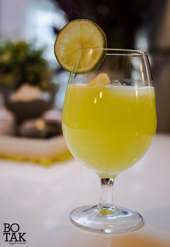 lemoniada ogórkowo limonkowa